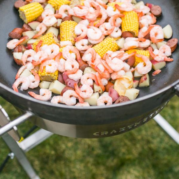 Crazy Kettle Shrimp Boil