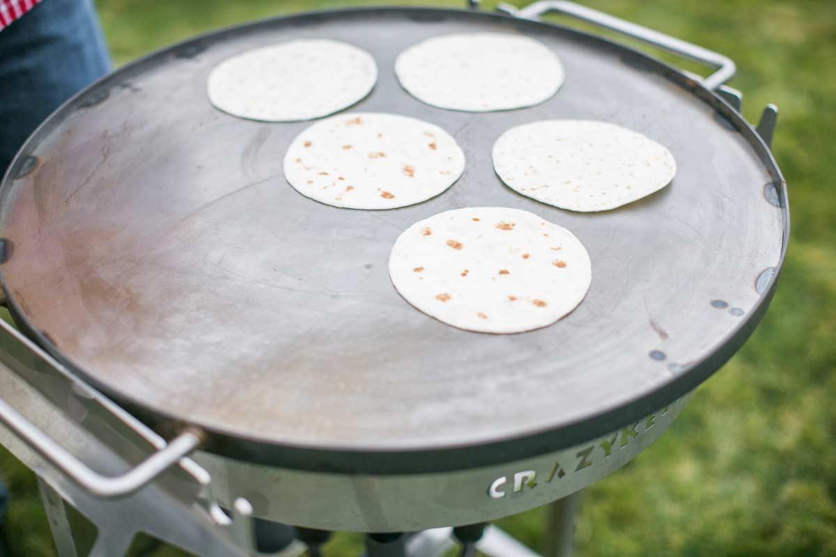 Crazy Kettle Stir Fry Fajitas Step 6